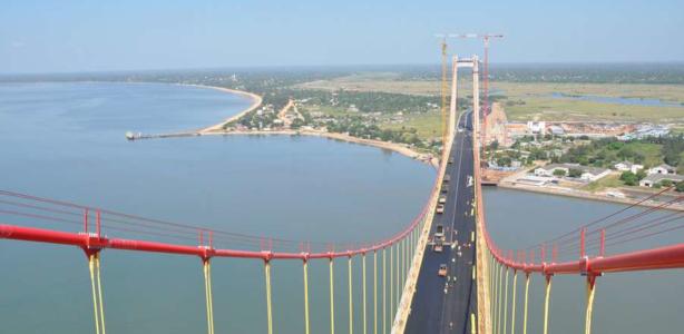 Africa's longest bridge